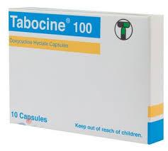 تابوسين لعلاج الالتهابات البكتيرية Tabocine