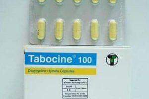 تابوسين Tabocine لعلاج الالتهابات البكتيرية