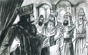 تفسير رؤية أعوان الحاكم في المنام