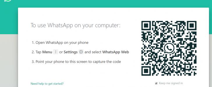 """واتساب ويب الرابط الرسمي للدخول إلى خدمة """"whatsapp web"""" من الكمبيوتر"""