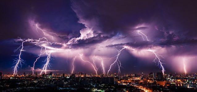 تفسير حلم رؤية البرق في المنام