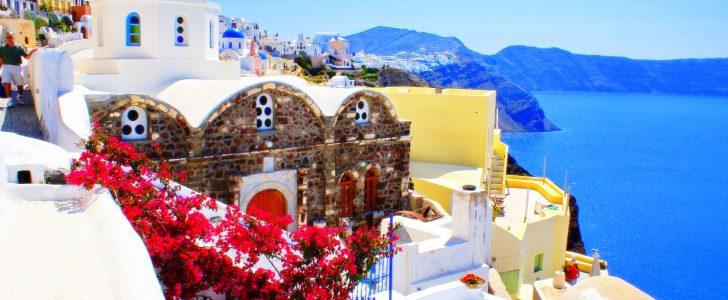 السياحة فى اليونان والمعالم السياحية
