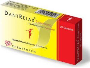 Dantrelax capsule