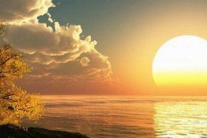 تفسير حلم شروق الشمس فى المنام