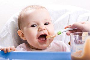 التغذية الصحية للأطفال