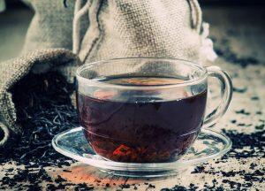الشاي الأسود