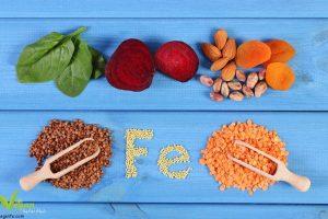 أهمية الأغذية التي تحتوي على عنصر الحديد