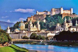 أفضل أماكن سياحية بالنمسا