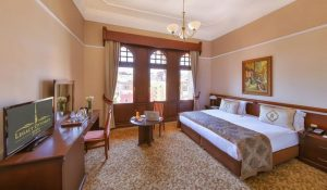 أفضل الفنادق في السلطان أحمد