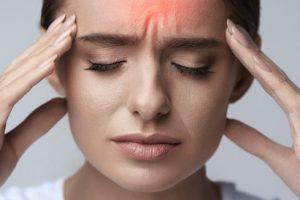 أعراض الصداع وعلاجه