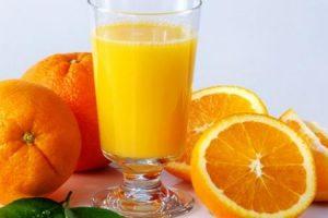 فوائد وصنع عصير البرتقال