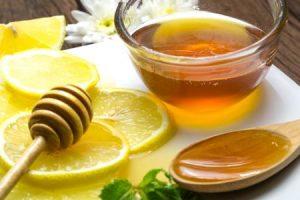 فوائد العسل مع الليمون للصحة والبشرة