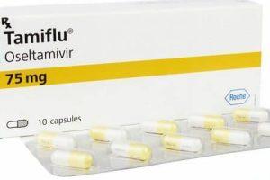 كبسولات تاميفلو Tamiflu لعلاج نزلات البرد