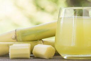فوائد عصير القصب