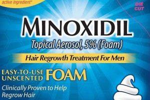 عقار مينوكسيديل Minoxidil لتوسيع الأوعية الدموية
