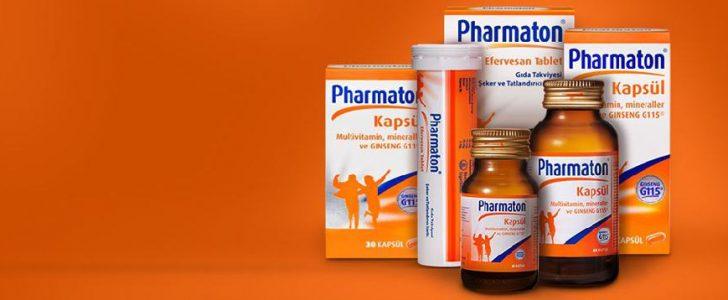 فارماتون Pharmaton مكمل غذائي