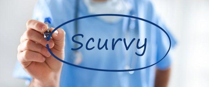 مرض الإسقربوط scurvy اسبابه وأعراضه