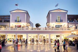 أماكن التسوق في أثينا