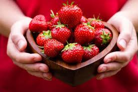 الفراولة وفوائدها في إنقاص الوزن