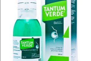 تانتم أخضر ب Tantumverde p مطهر للفم والحلق