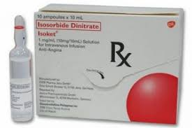 أقراص ايزوكيت Isoket لعلاج أمراض القلب