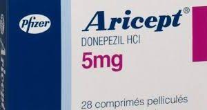 أريسيبت Aricept أقراص لعلاج الزهايمر