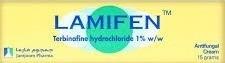 لاميفين lamifen cream لعلاج التينيا والفطريات