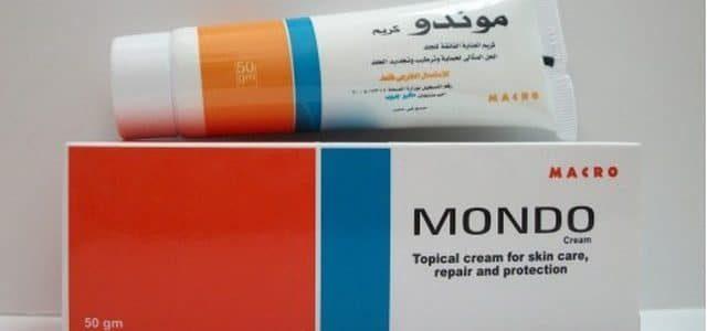 موندو كريم لعلاج جفاف البشرة Mondo cream