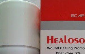 هيلوسول (Healosol) لعلاج الجروح والتقرحات الجلدية