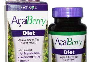 فوائد حبوب أسايبيري للتخسيس Acai Berry