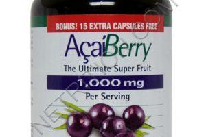 فوائد حبوب أساي بيري للتخسيس Acai Berry 