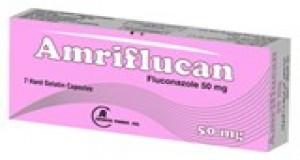 امريفلوكان Amriflucan مضاد لفطريات الجلد والمهبل