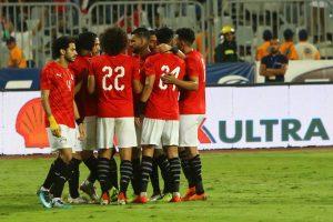 منتخب مصر يتغلب على غينيا ودياً بثلاثية نظيفة
