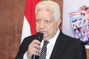 مرتضى منصور: حسن شحاتة أهلاوي ورمضان صبحي يعشق الزمالك