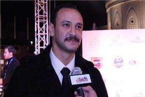 """أحمد خالد صالح.. ينتظر عرض فيلمي """"عودة يونس"""" و """"الفيل الأزرق"""""""