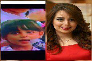 """هبة مجدي تغني """"بالحب اتجمعنا"""" لعمرو دياب وهي في عمر ال4 سنوات"""