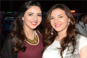 دنيا وإيمي سمير غانم في أول فوازير لهما مع عمرو الليثي