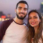 محمد الشرنوبي ينفي خبر خطوبته من سارة الطباخ