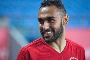 محمد المحمدي.. نحن جاهزون للبطولة وهدفنا التتويج بها