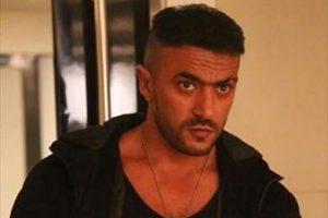 أحمد العوضي ينشر فيديو من كواليس مسلسل شديد الخطورة