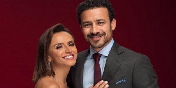 أحمد داوود يهنئ زوجته بعد نجاح مسلسلاتها في شهر رمضان