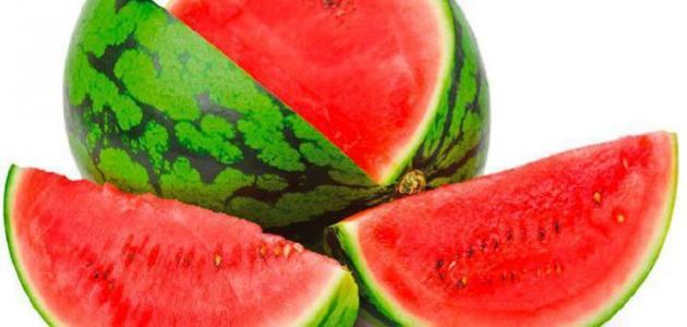 تفسير حلم البطيخ في المنام بالتفاصيل