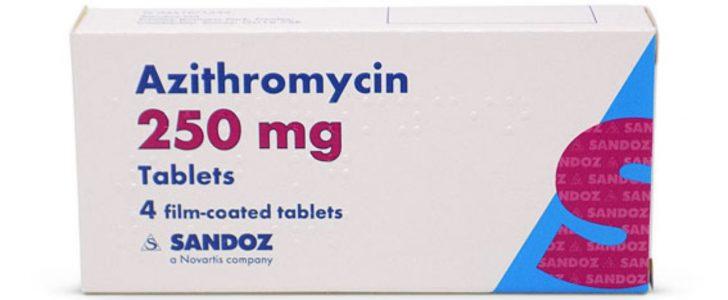 نشرة أقراص أزيترومايسين azithromycin مضاد للبكتيريا والميكروبات