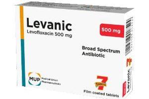 نشره أقراص ليفانيك LEVANIC مضاد حيوي واسع المجال