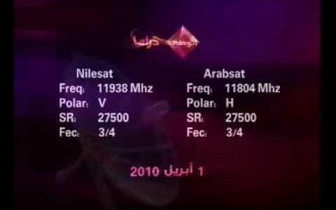 تردد قناة ابو ظبي مسلسلات