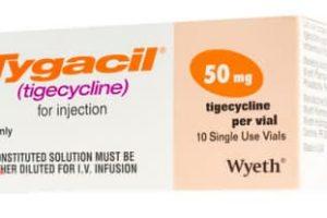 نشرة حقن تيجاسيل Tygacil مضاد حيوي لمحاربة البكتيريا
