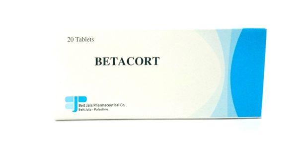 نشرة حقن بيتاكورت Betacort لعلاج الالتهابات العظمية والمفصلية