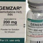 نشرة حقن جيمزار GEMZAR يعالج الأورام السرطانية