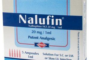 حقن نالوفين Nalufin لتسكين الآلام