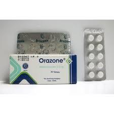 نشرة دواء اورازون Orazone